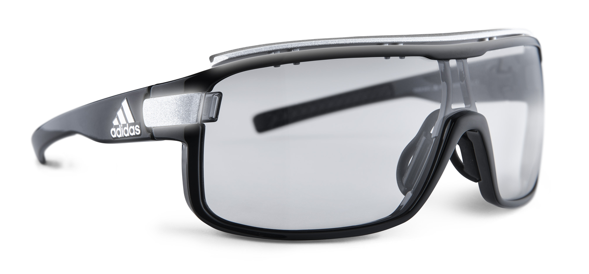 free shipping f7271 d3dfb adidas Sport eyewear   zonyk pro   BLACK SHINY VARIO  EN