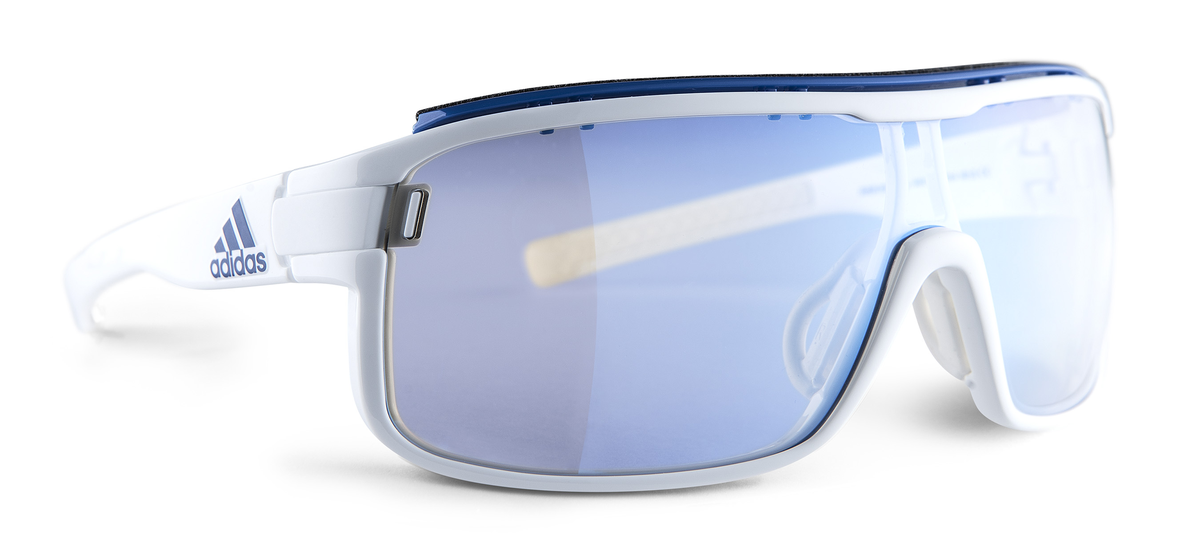 best new release purchase cheap zonyk pro | WHITE SHINY/VARIO ... - adidas Sport eyewear