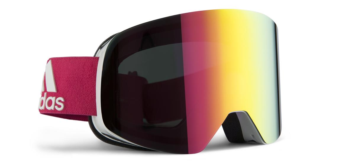 Backland Dirt | WHITE SHINYPURPLE | adidas Sport eyewear [AT]
