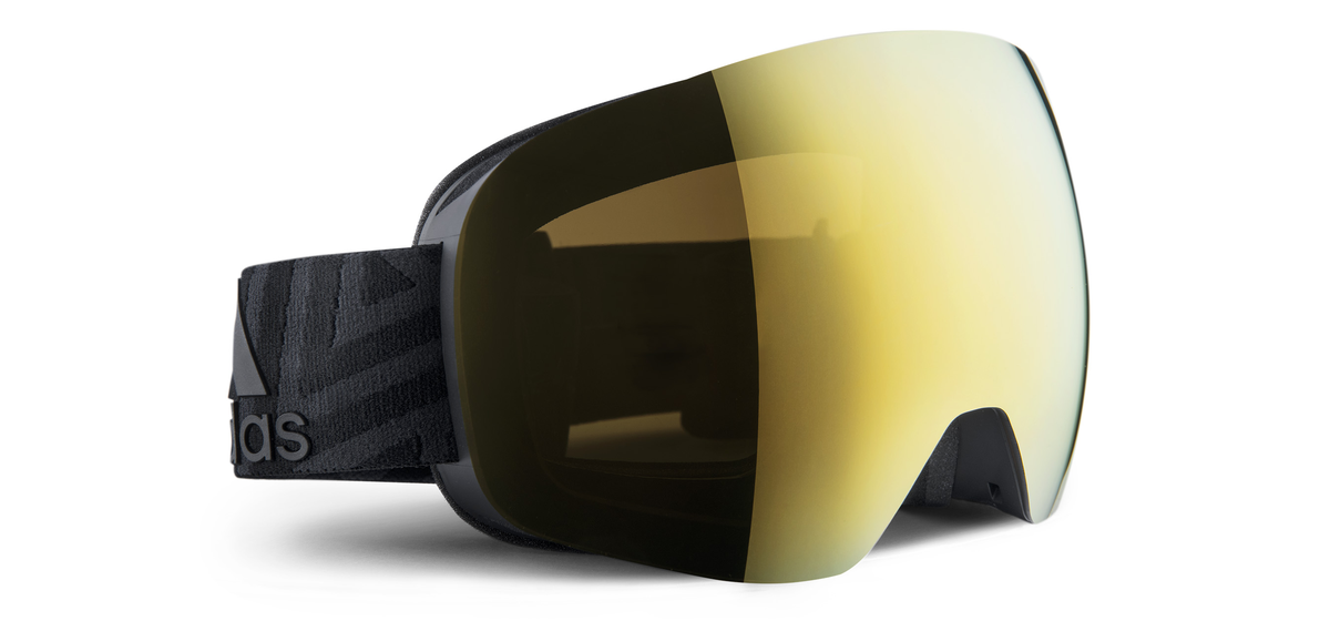 f4baa68af backland spherical | BLACK MATT GOLD [EN] - adidas Sport eyewear