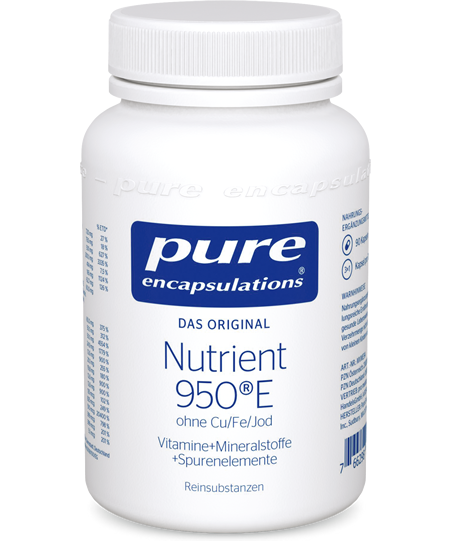 Nutrient 950E without Cu/Fe/Jod