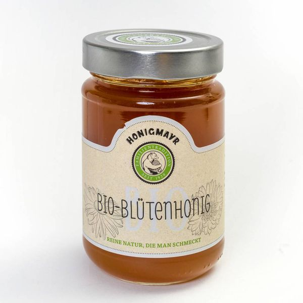 Bio-flower Honey