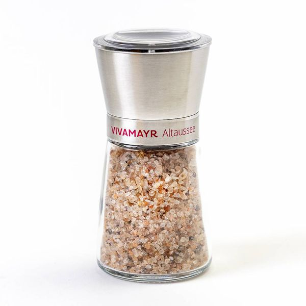 Salt Grinder, filled