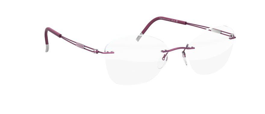 Silhouette Eyeglasses TNG Titan Next Generation Chassis 5521 9040 Optical Frame